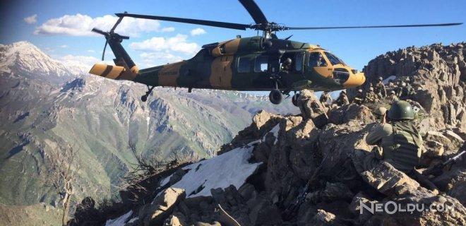 PKK'nın Lojistik Desteğine Vurgun!