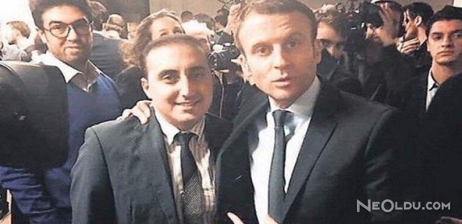 Cumhurbaşkanı Macron'un Ekibindeki Türk