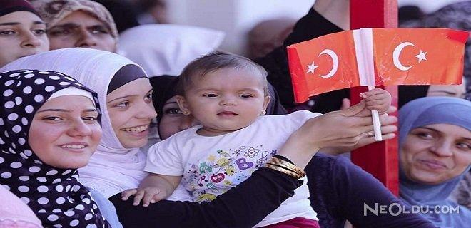 12 Bin Suriyeli Türk Vatandaşı Oldu