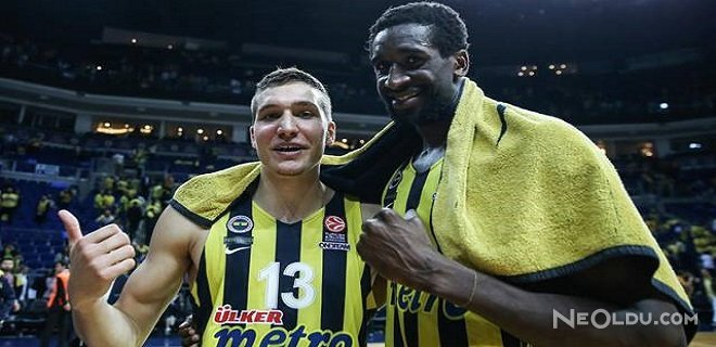 Bogdanovic ve Udoh En İyi İlk 5'te
