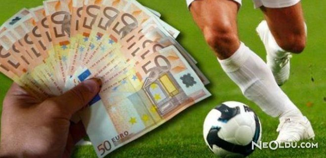 2014-2015 Sezonunda Yatarak Para Kazanan Futbolcular