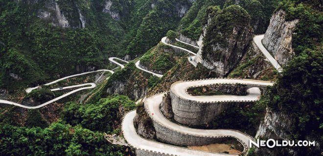 Dünyadaki En Sıra Dışı Yollar