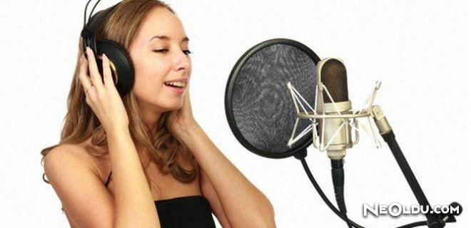 Ses nasıl geliştirilir ve nasıl güzel şarkı söyler öğrenilir