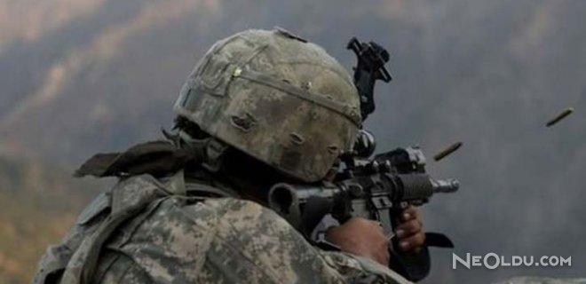 Trabzon'da Çatışma! Yaralı Asker Şehit Oldu!