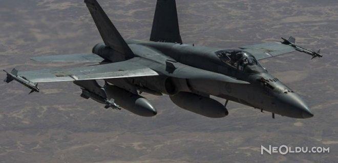 Mısır Uçakları Libya'nın Doğusunu Bombaladı