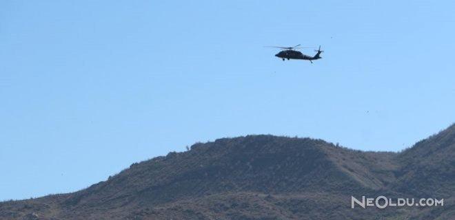 Gabar Dağı'nda Patlama: 3 Asker Yaralı