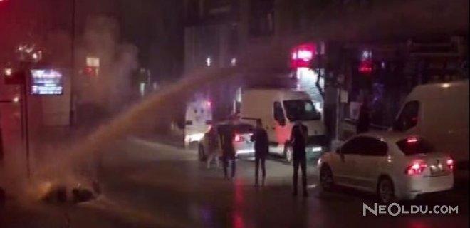 Sultangazi'de Gece Yine Olaylı Geçti