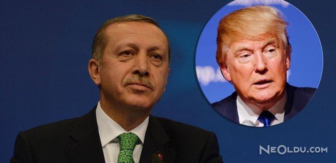 ABD Basınında Erdoğan-Trump Görüşmesi