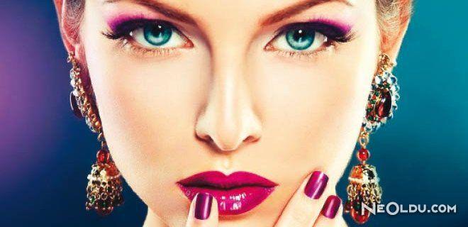 Kadınlar Güzelliklerinden Taviz Vermiyor