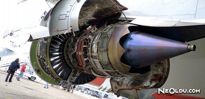 Jet Motoru Nasıl Çalışır?