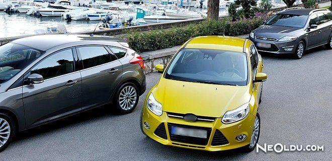 Araba Nasıl Park Edilir?