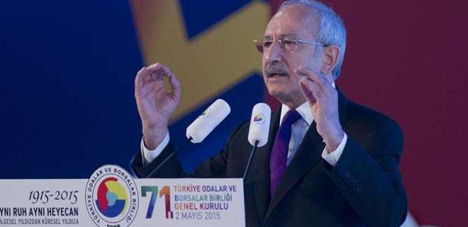 Kılıçdaroğlu: Türkler 14 Devleti Batırdı