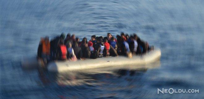 Libya Açıklarında 31 Mülteci Yaşamını Yitirdi