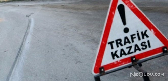 Antalya'da Korkunç Kaza!