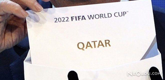 2022 Dünya Kupası Orta Doğu'da Oynanacak