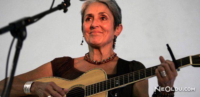Joan Baez Türkiye' de