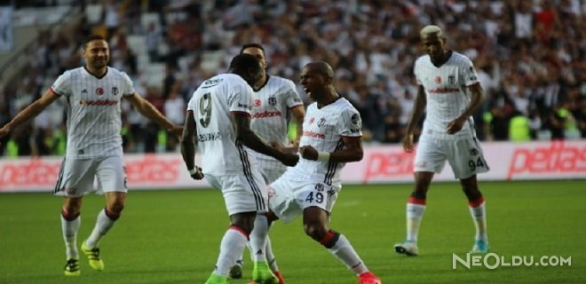 Beşiktaş 15. Şampiyonluğu Aldı