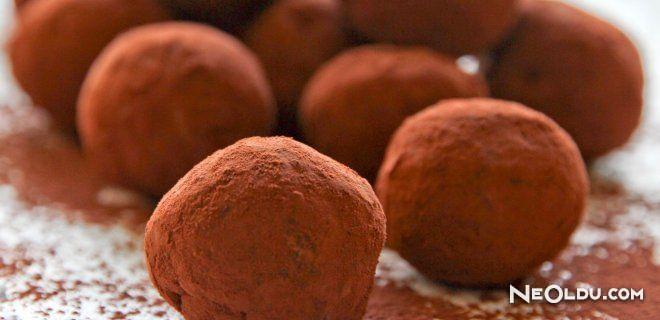 Çikolatalı Truffle Tarifi