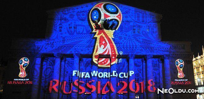 2018 Dünya Kupası'na Görkemli Statlar