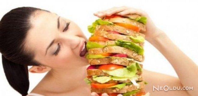 Yedikçe Acıktıran Besinler
