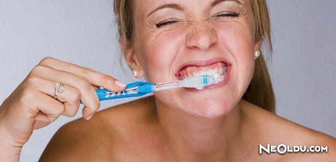 Diş Fırçalarken Yapılan 5 Hata