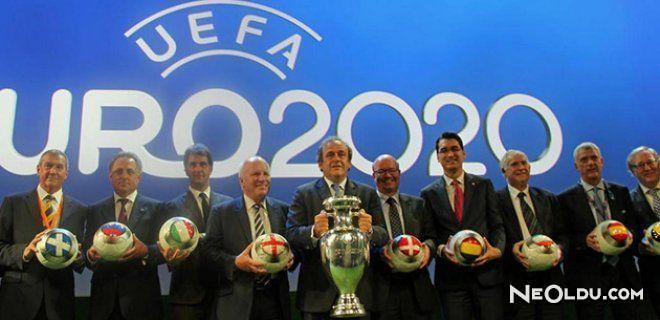 EURO 2020'nin Ev Sahipleri