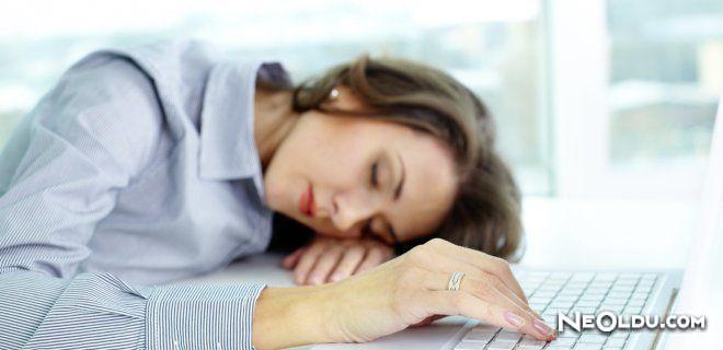 Kronik Yorgunluk