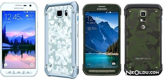 Samsung S6 Active Duyuruldu
