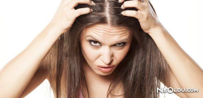 Saçlarınıza Yaptığınız 8 Kötülük