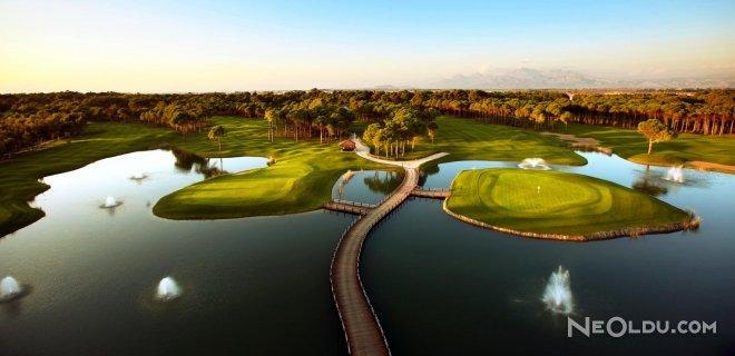 Türkiye'nin En İyi 5 Golf Oteli