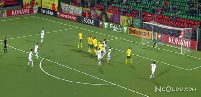 San Marino Almanya'ya 7-0 Yenildi