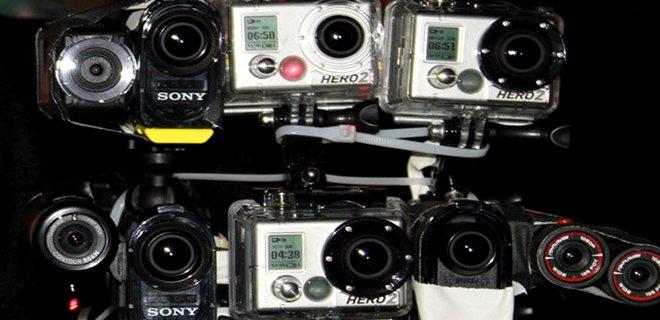 En iyi 5 Aksiyon Kamerası