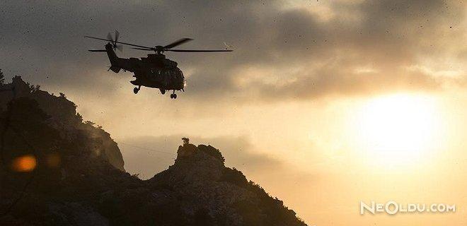 Tunceli ve Van'da PKK'ya Operasyon