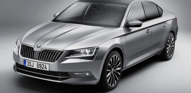 Skoda Superb 2016 İnceleme