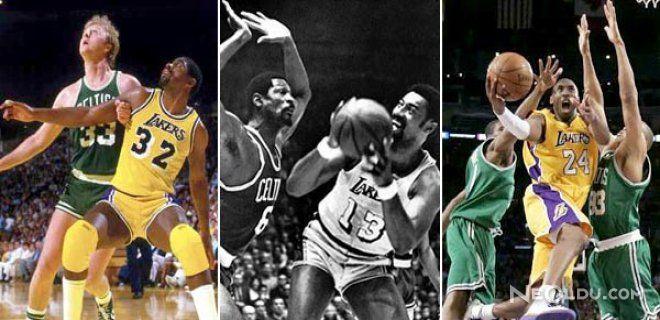 Celtics ve Lakers'ın NBA Karnesi