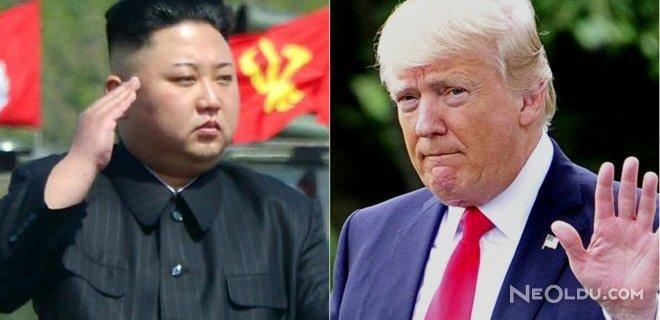 Trump: ABD'nin Kuzey Kore'ye Sabrı Sona Erdi