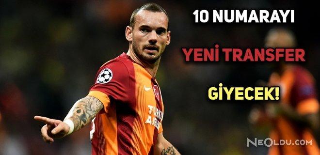 Sneijder'in Forması Belhanda'ya Verildi