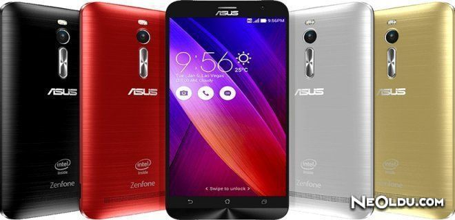 Asus ZenFone 2 İncelemesi