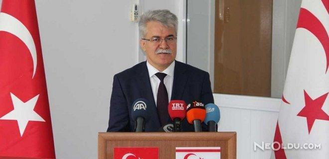 KKTC Din İşleri Başkanı Atalay'a FETÖ'den Gözaltı