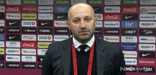 Cenk Ergün'den Sağ Bek Transferi Açıklaması