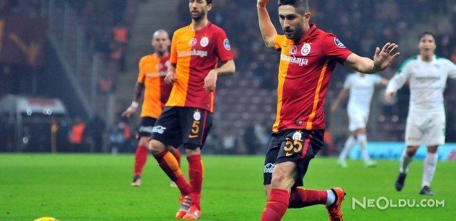 Sabri Sarıoğlu Kayserispor'a Transfer Oldu