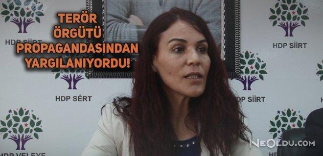 HDP'li Besime Konca'nın Cezası Belli Oldu