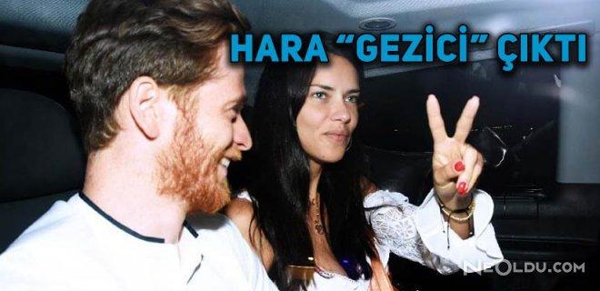 Hara'nın Şimdi de Tweetleri Konuşuluyor