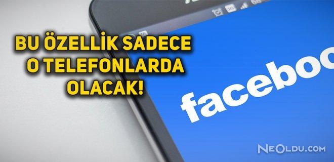 IOS'a Özel Facebook Ayarı