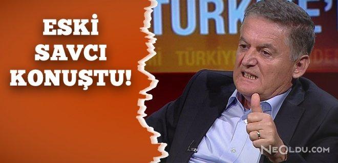 Ahmet Zeki Üçok FETÖ Tehlikesini Anlattı