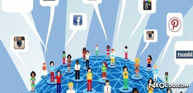 Dünya Üzerinde Sosyal Medya Kullanımı