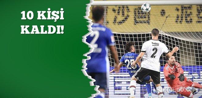 Beşiktaş Çin'de Hazırlık Maçını Kazanamadı