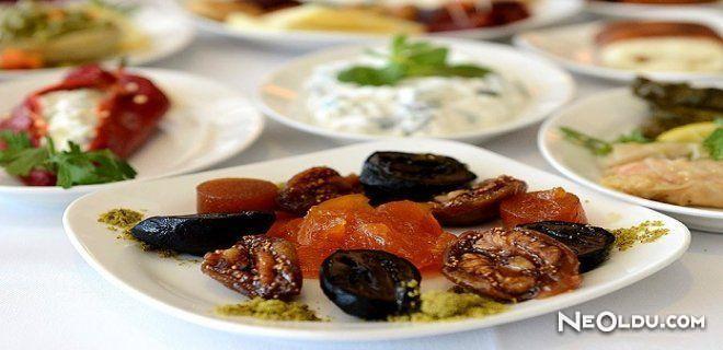 Ramazanda Kilo Almadan Beslenme