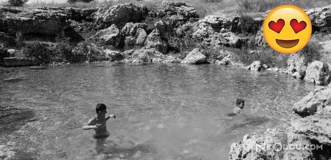 Sivas'taki 'Uyuz Gölü' Her Şeye İyi Geliyor