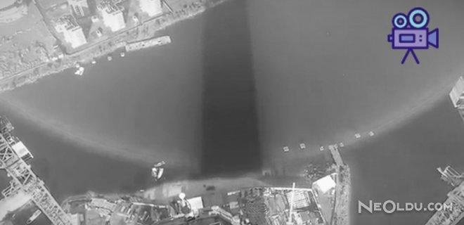 Rusya'da Tam Çember Gökkuşağı Görüntülendi